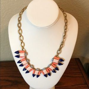 J.Crew NWOT Necklace great summer colors